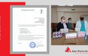 Alpen Pharma AG – în numele sănătății!
